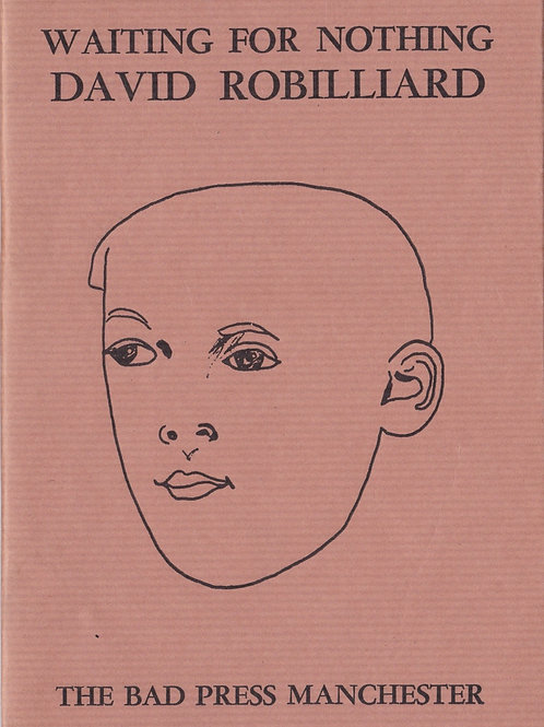 Waiting For Nothing - David Robilliard