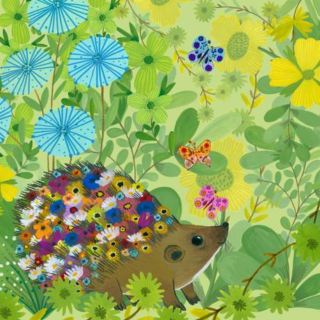 Hedgehog- Kay Widdowson