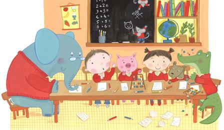 School - Kay Widdowson