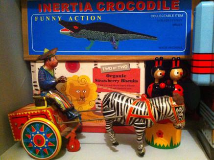 Toys- Kay Widdowson