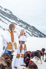 Claire Dartigues et René Duc - Imagine in The Mountain