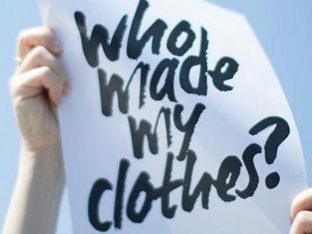 La Fashion Revolution Week, une semaine dédiée au futur de la mode.