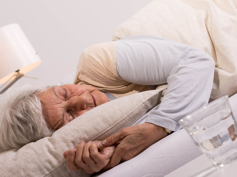 Healthy Aging At Home: Quality of Sleep for Your Elderly Loved Ones