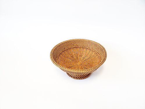 Footed Fruit Bowl