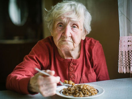 Healthy Aging At Home: Nutrition for Your Elderly Loved Ones
