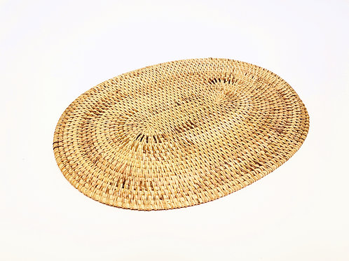 Oval Atta Placemat