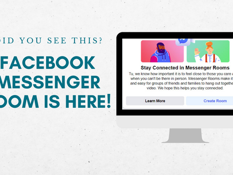 How To Use The Facebook Messenger Rooms?