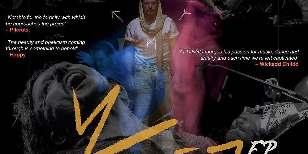 BRISBANE - YT DiNGO EP TOUR + Calling to Belong (Dance show) + RedBelly (1st Nation DJ)