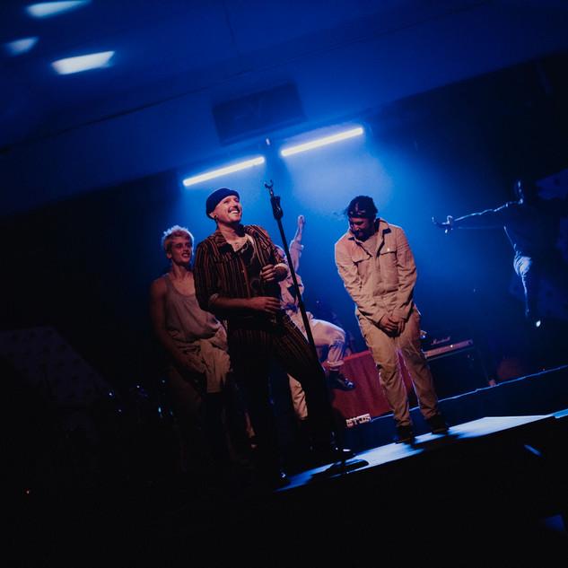 YT DiNGO E.P. Tour Brunswick Heads0