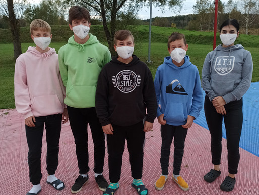Masks donation