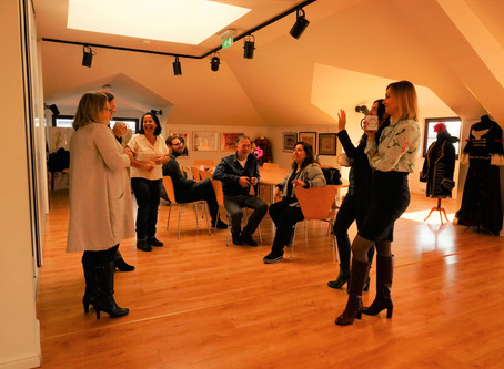 The second Coffee Morning in the Wilanow Cultural Centre