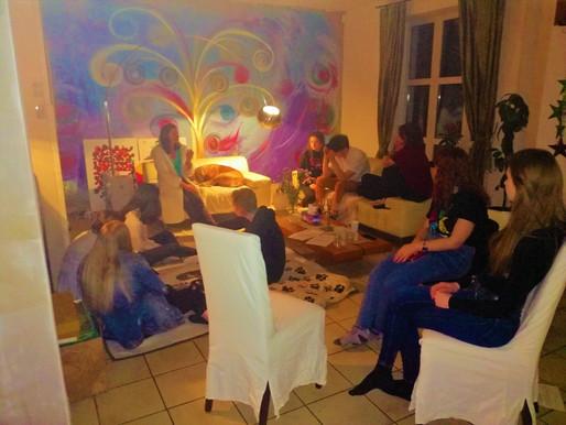 Live Your Life - Teens Matter Workshop on Assertiveness