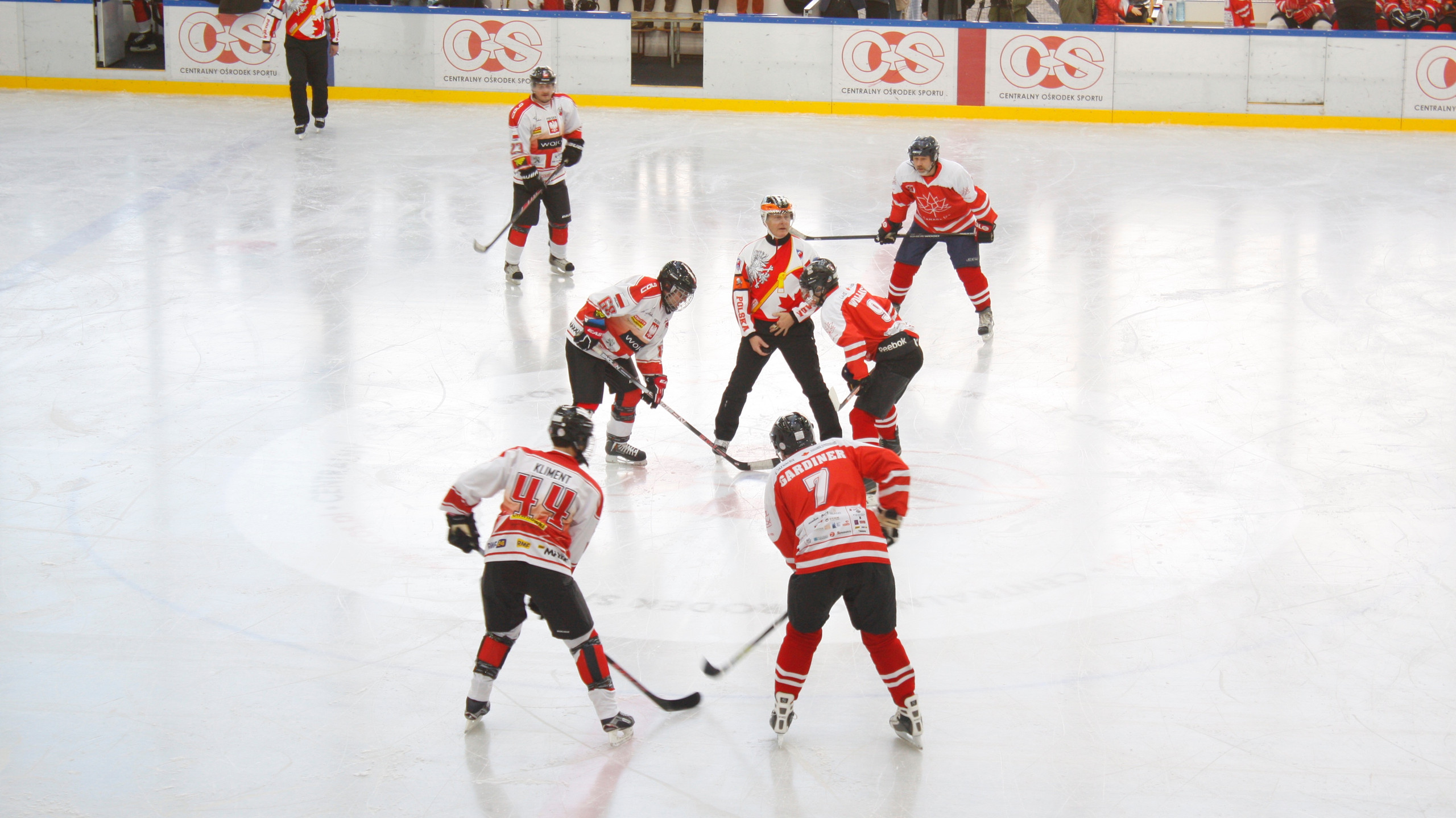 Hockey Match for Charity