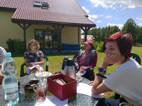 Teens Matter Workshop in Pęchery
