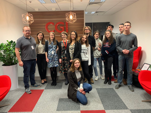 Teens Matter Program at the CGI Office