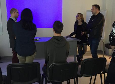 Teens Matter Program at the Science Festival at SWPS university