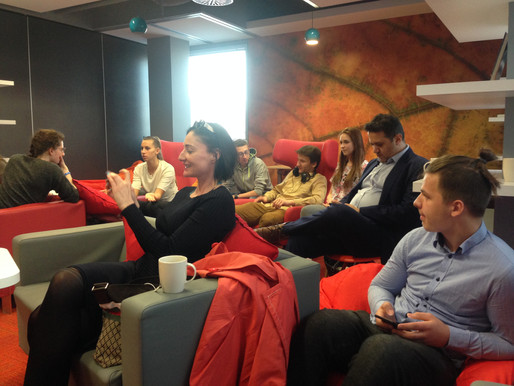 (Monthly) meeting with... our special guest Jan Krzysztof Bielecki
