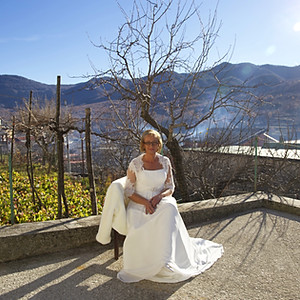 A beautiful wedding in Italy