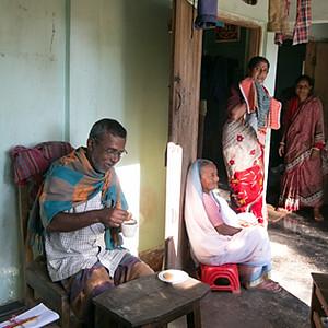 A School Teacher in Bangladesh
