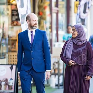 Samira & Richard