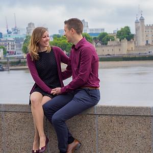 Photoshoot in London