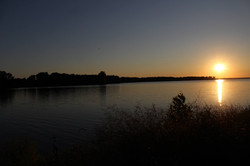 Crab Orchard Lake - August 5, 2020