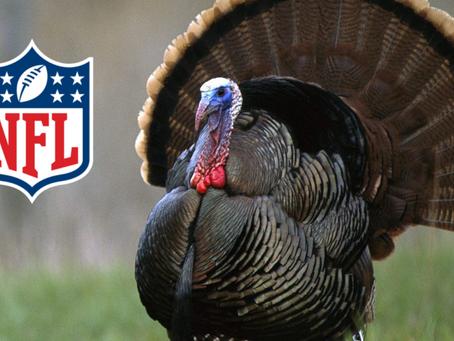 NFL Picks - Week 12 - Happy Thanksgiving!