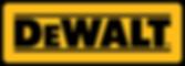 Dewalt logo link to www.dewalt.com