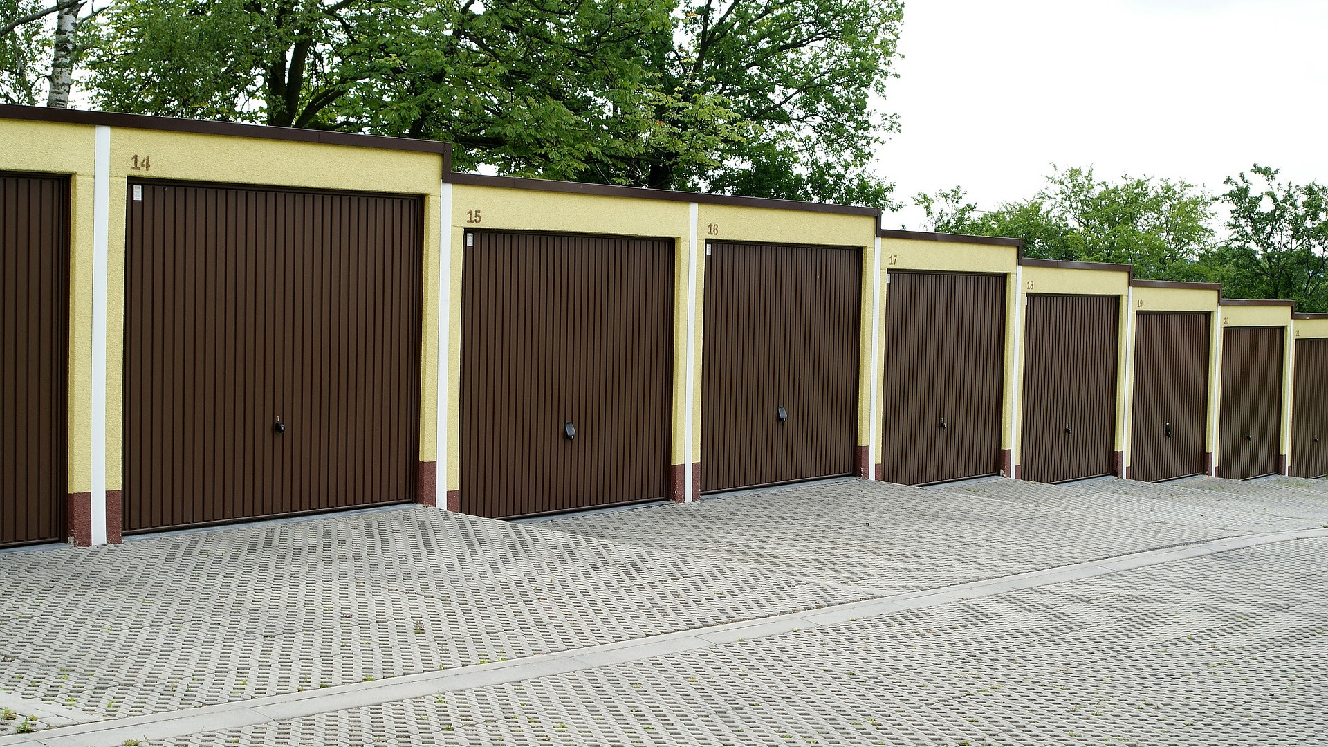 Hackensack Garage Door Company Commercia