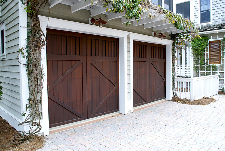 Hackensack Garage Door Company Wood Door