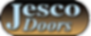 Transparent Logo Jesco Doors.png