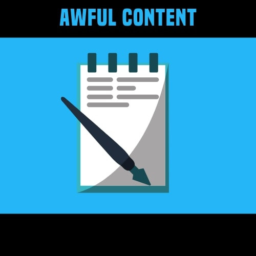 authoritative relevant content