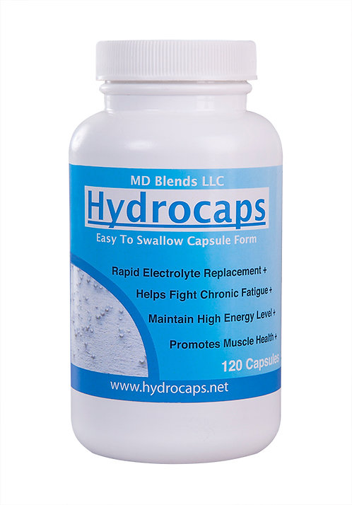 3 bottle Hydrocaps 250ct  **Click here to order**