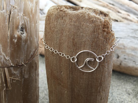 Anklet with whale tail charm!  New Item!