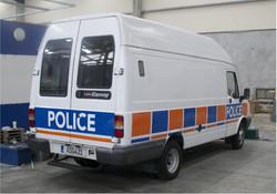 Police Van 1