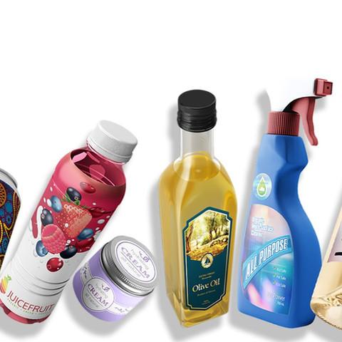 Bottle Label Printing