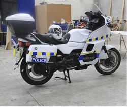 Police Bike 2