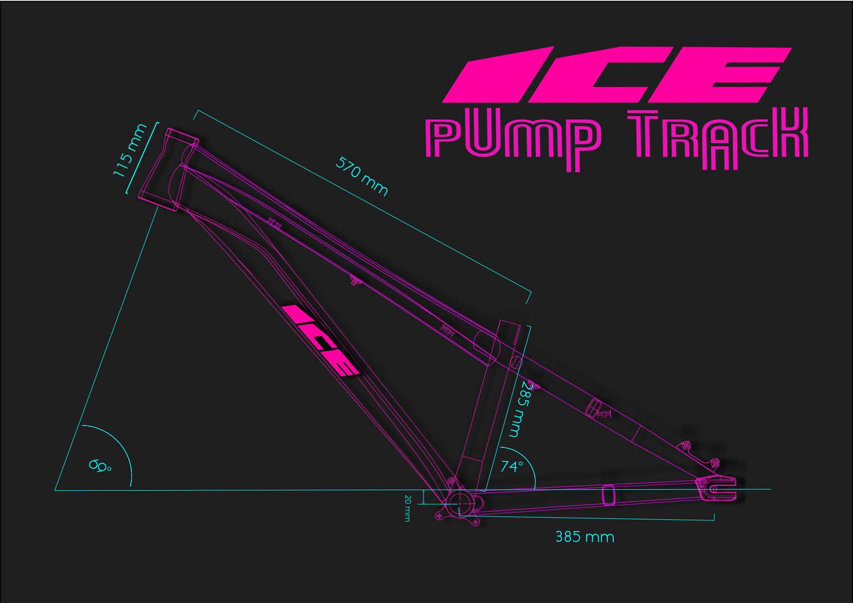 geometrie pumptrack