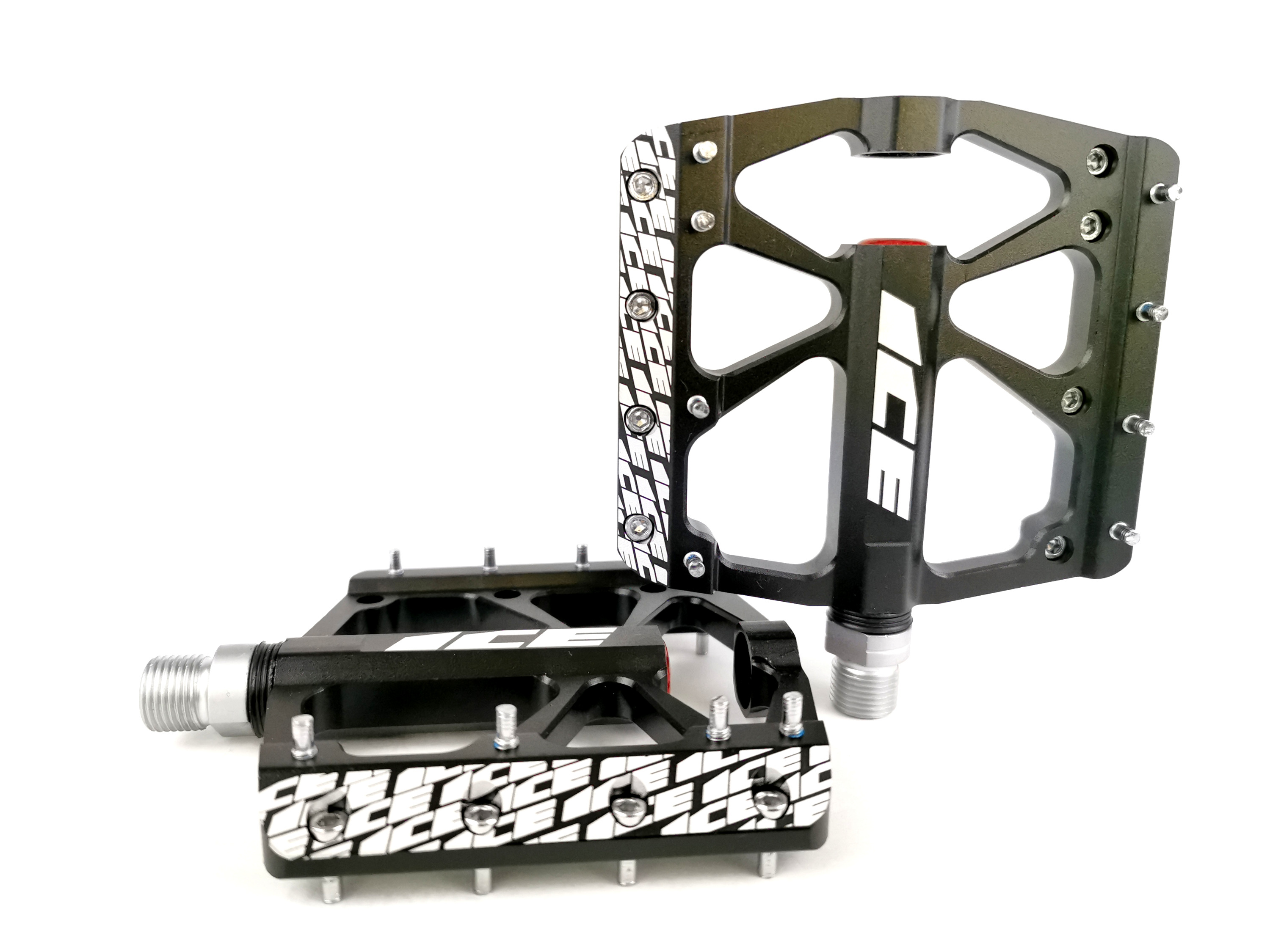 ice fast pedals