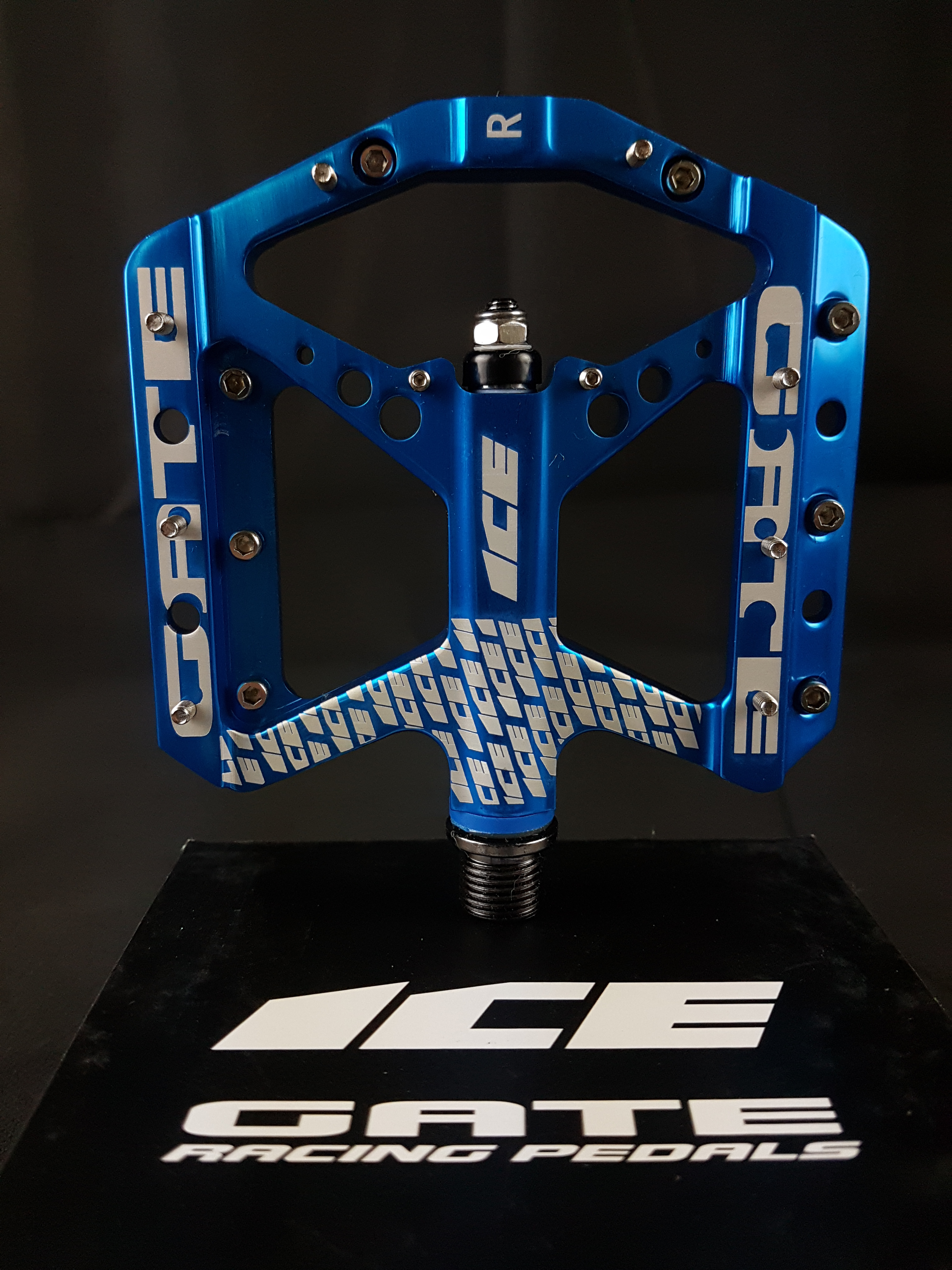 ice gate blue