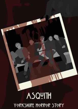 American Horror Story inspired Poster