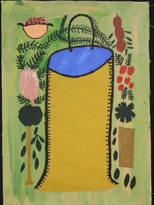 Painting: 'Nubba'