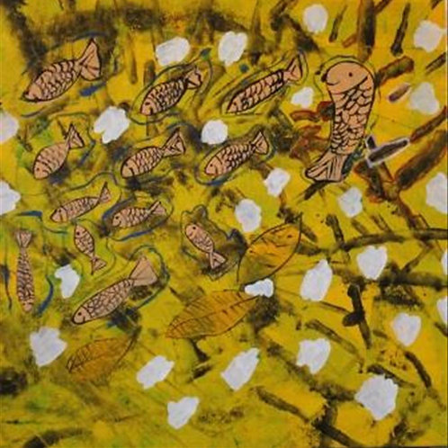 Painting: 'Fish in Fresh Water'