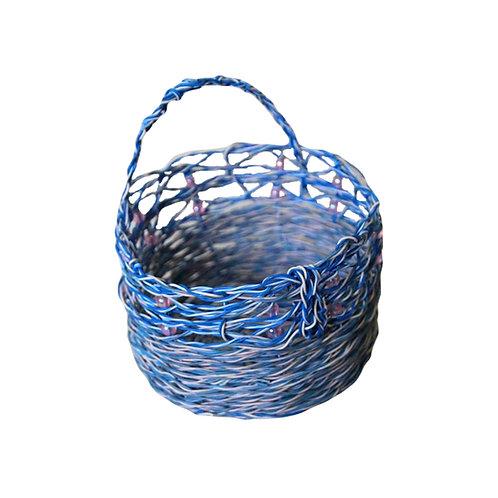 Woven Basket by Josie Barrett