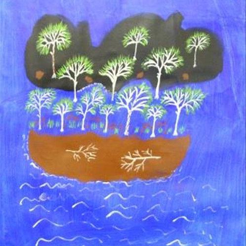 Painting: 'Burai Plains'