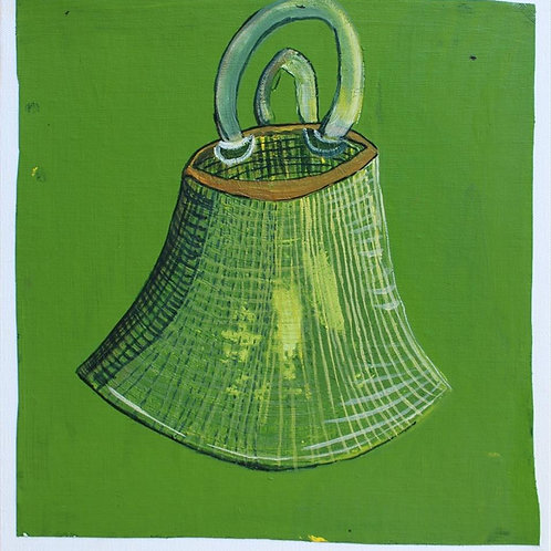Painting: 'Green Jawun'