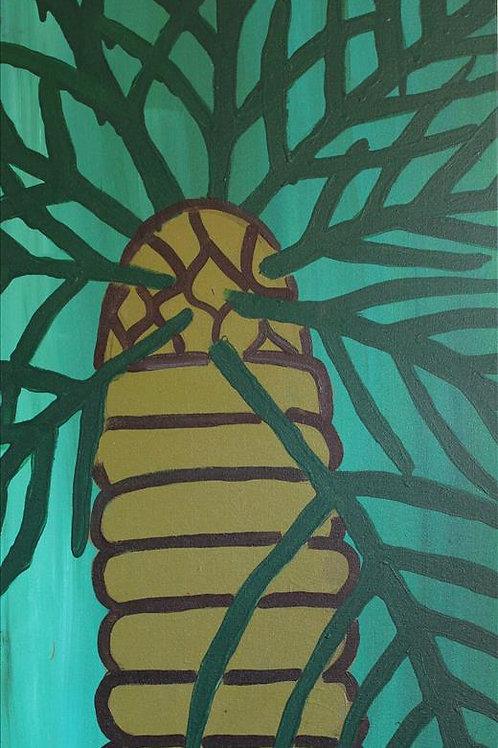 Painting: 'Bangginyu'