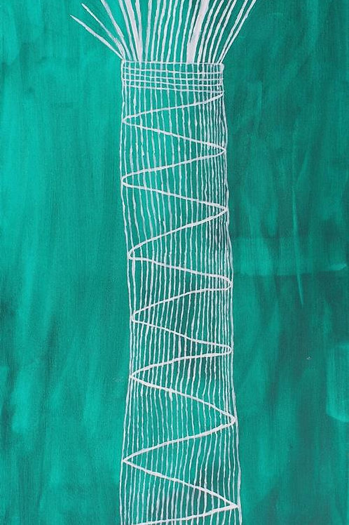 Painting: 'Wungarr'