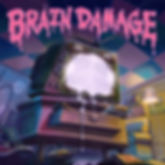 Airplane Man - Brain Damage Artwork (300