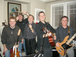 New Year's Fun 2009 - private gig